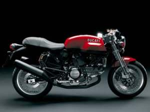 Ducati's Answer to the Cafe Racer